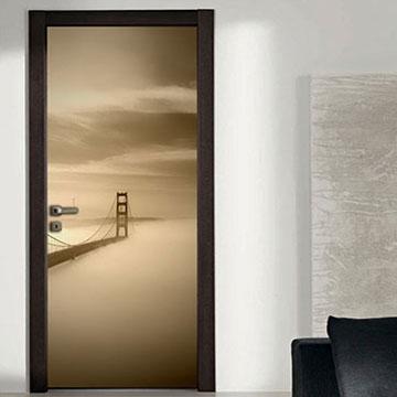 Αυτοκόλλητα Πόρτας