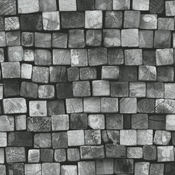 Ταπετσαρία Τοίχου Ξύλο - P+S International,Origin - Decotek 42101-30