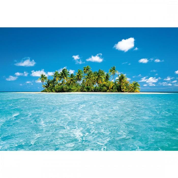 Φωτοταπετσαρία Τοίχου Εξωτικό Νησί - W+G - Decotek 0289