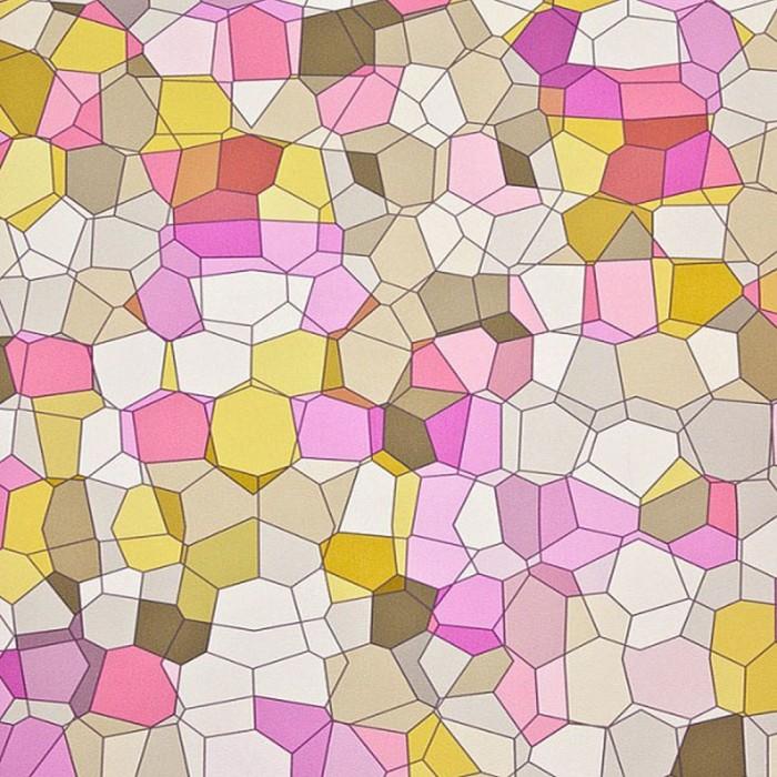 Ταπετσαρία Τοίχου Γεωμετρικά Σχήματα - Eijffinger, Kaleido - Decotek 321031
