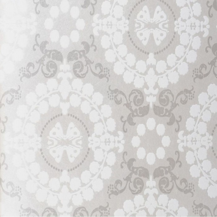 Ταπετσαρία Τοίχου Φλοράλ - Eijffinger, Black & White - Decotek 397515