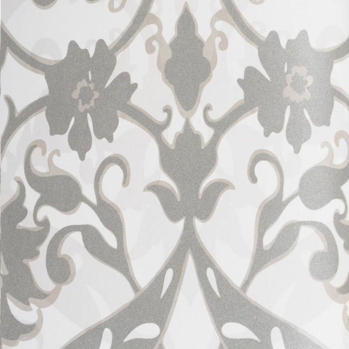 Ταπετσαρία Τοίχου Φλοράλ - Eijffinger, Black & White - Decotek 397540
