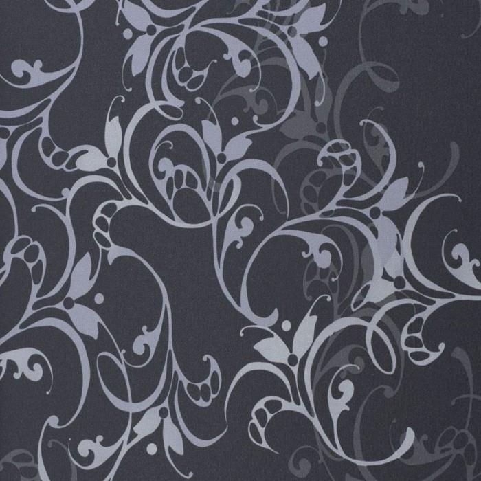 Ταπετσαρία Τοίχου Φλοράλ - Eijffinger, Black & White - Decotek 397611