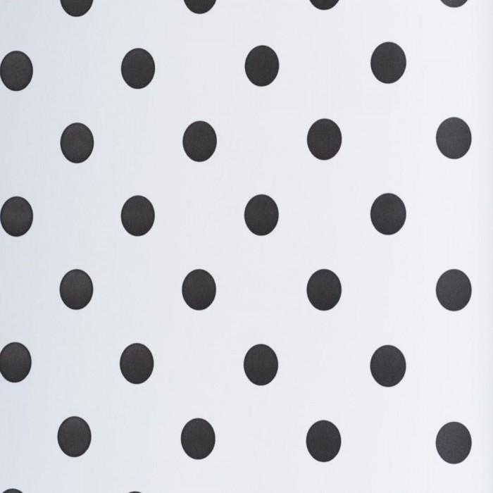 Ταπετσαρία Τοίχου Πουά - Eijffinger, Black & White - Decotek 397630