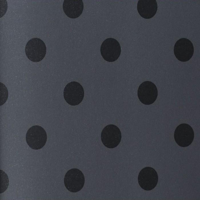 Ταπετσαρία Τοίχου Πουά - Eijffinger, Black & White - Decotek 397631