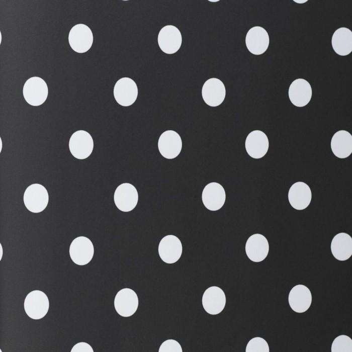 Ταπετσαρία Τοίχου Πουά - Eijffinger, Black & White - Decotek 397632