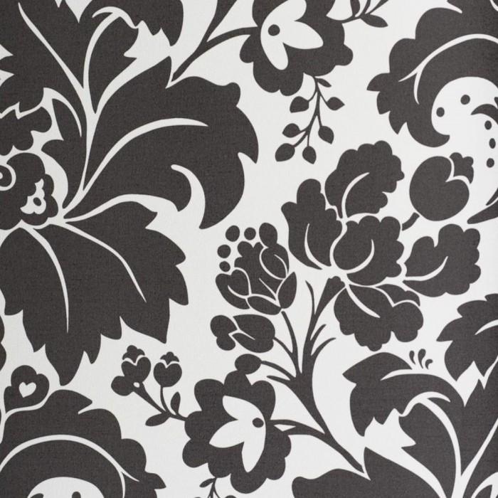 Ταπετσαρία Τοίχου Φλοράλ - Eijffinger, Black & White - Decotek 397651
