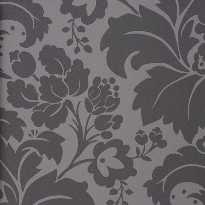 Ταπετσαρία Τοίχου Φλοράλ - Eijffinger, Black & White - Decotek 397652