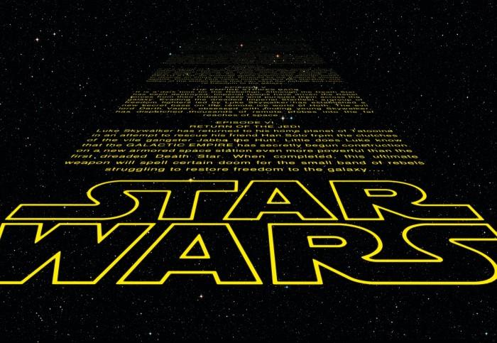 Παιδική Φωτοταπετσαρία Τοίχου Star Wars - Komar - Decotek 8-487