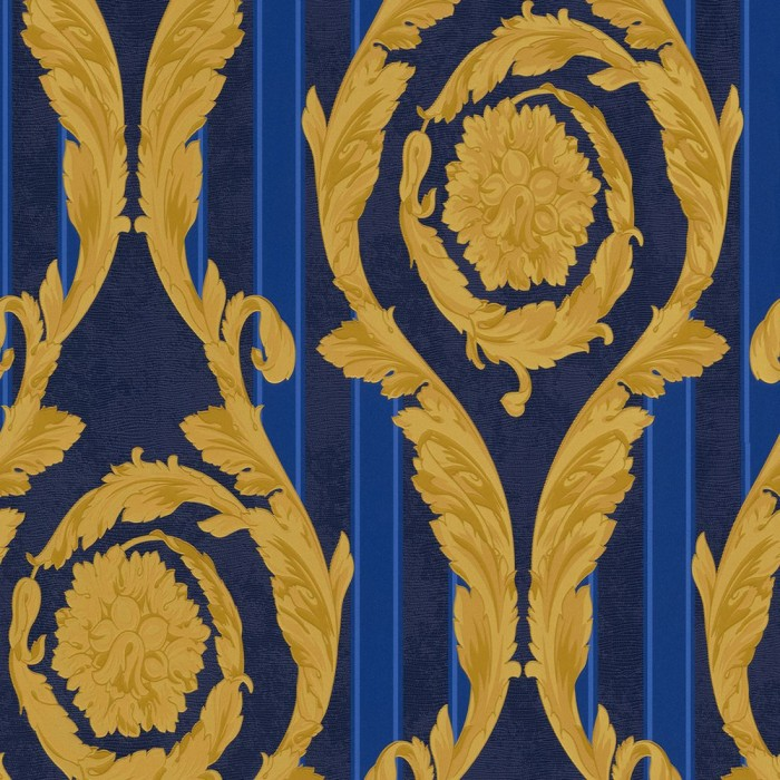 Κλασική Ταπετσαρία Τοίχου - AS Creation, Versace - Decotek 93568-1