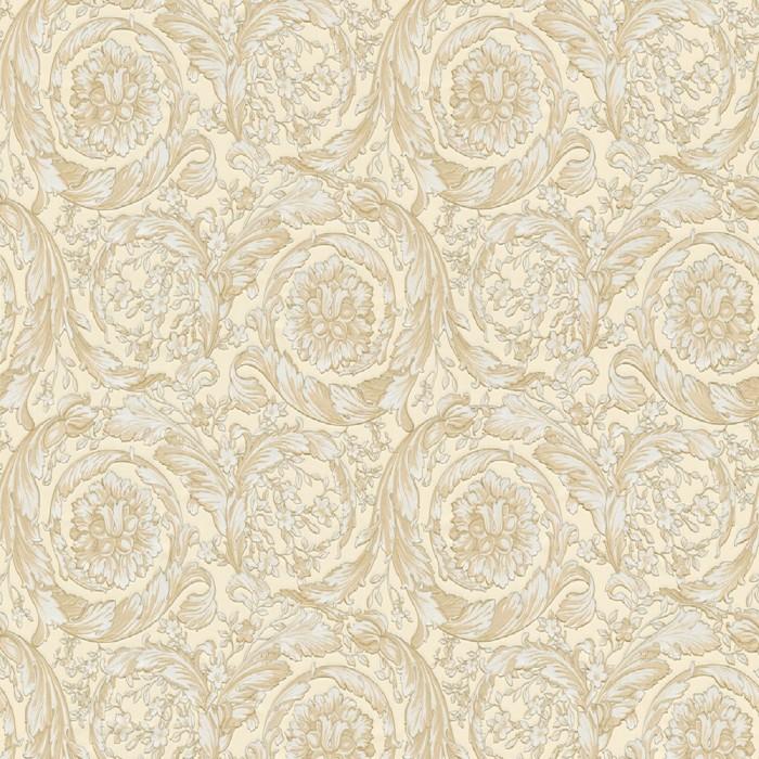 Ταπετσαρία Τοίχου Φλοράλ - AS Creation, Versace - Decotek 93583-1