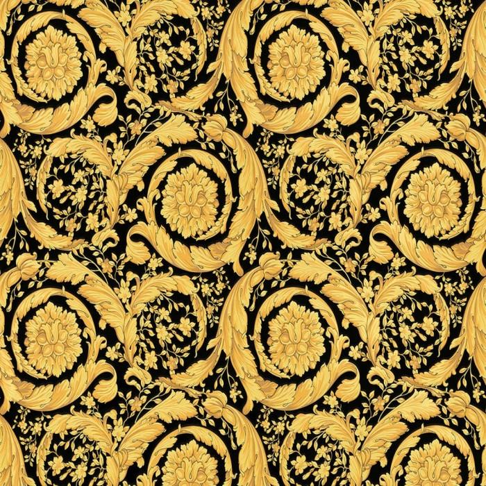 Ταπετσαρία Τοίχου Μπαρόκ - AS Creation,Versace - Decotek 93583-4