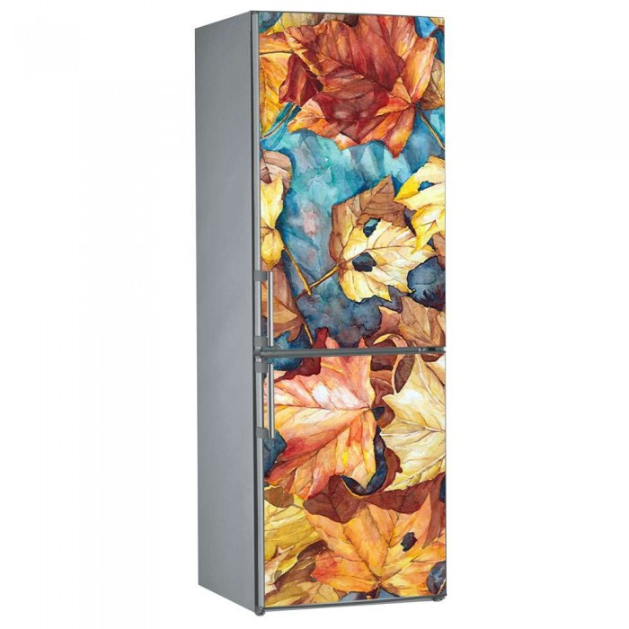 Αυτοκόλλητο Ψυγείου Φύλλα Φθινοπώρου - Decotek 09824