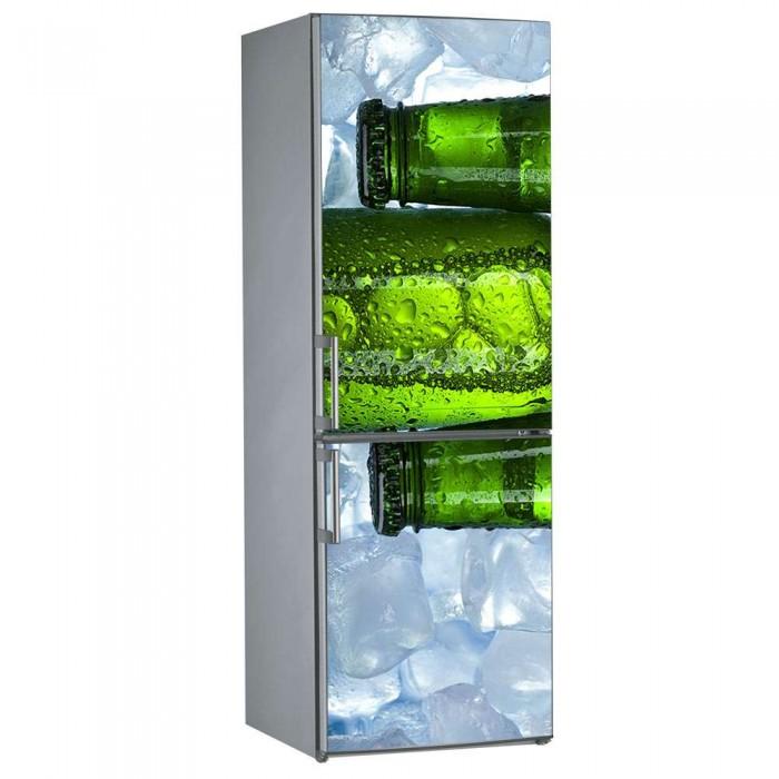Αυτοκόλλητο Ψυγείου Πάγος - Decotek 09827