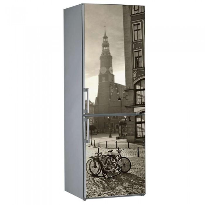 Αυτοκόλλητο Ψυγείου Ποδήλατα - Decotek 09828