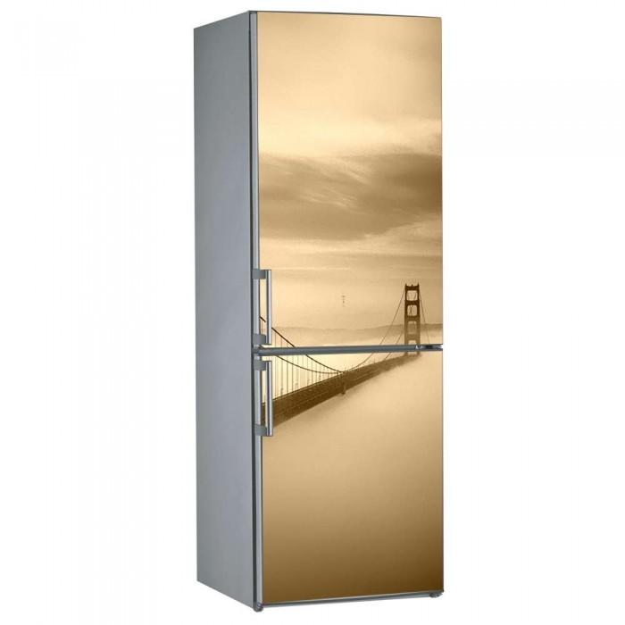 Αυτοκόλλητο Ψυγείου Γέφυρα του Brooklyn - Decotek 09831