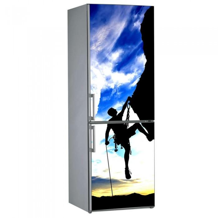 Αυτοκόλλητο Ψυγείου Ορειβάτης - Decotek 09832