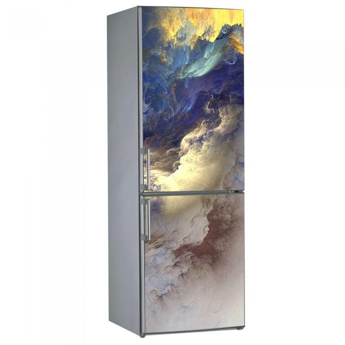 Αυτοκόλλητο Ψυγείου Σύννεφα - Decotek 09833