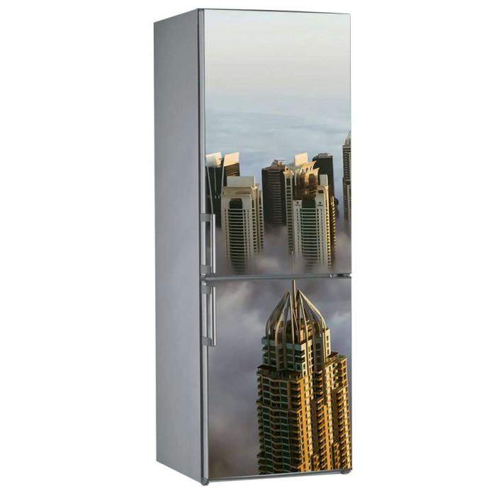 Αυτοκόλλητο Ψυγείου Dubai - Decotek 09836
