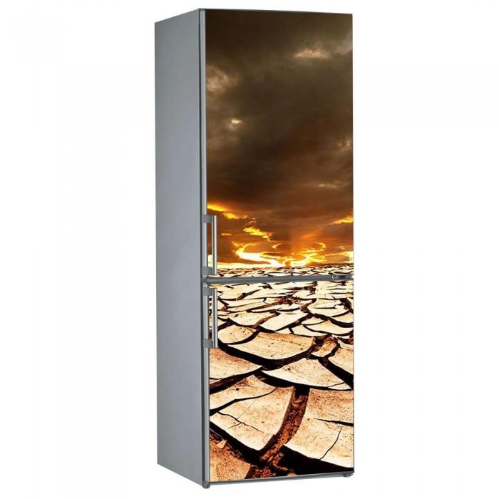 Αυτοκόλλητο Ψυγείου Έρημος - Decotek 09839