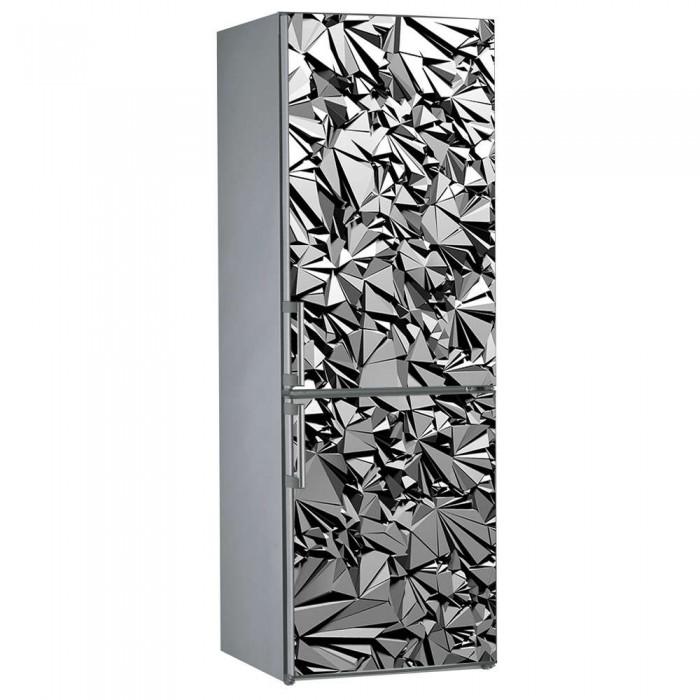 Αυτοκόλλητο Ψυγείου Metal - Decotek 09853