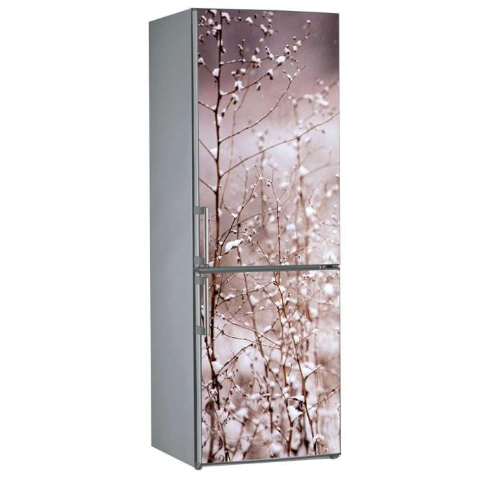 Αυτοκόλλητο Ψυγείου Snow - Decotek 09862