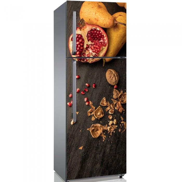 Αυτοκόλλητο Ψυγείου Pomegranate and Pears - Decotek 19213