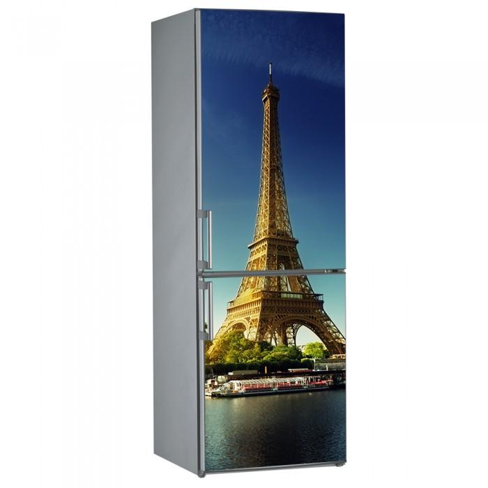 Αυτοκόλλητο Ψυγείου Πύργος του Άιφελ - Decotek 26001sp