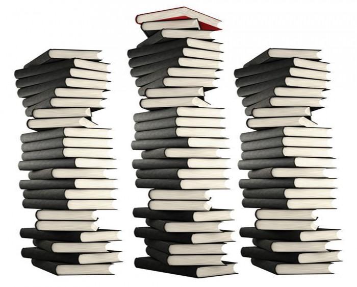 Αυτοκόλλητο Τοίχου BOOKS - Decotek BOOKS-D-001