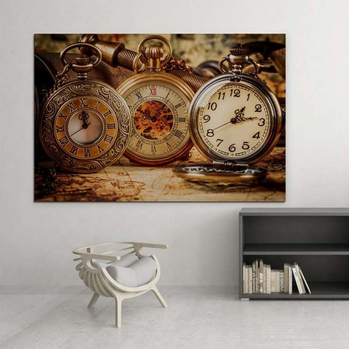 Πίνακας Ζωγραφικής Clocks - Decotek 11023