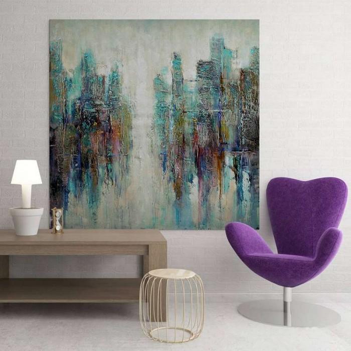 Πίνακας Ζωγραφικής Χρώματα - Decotek 11036