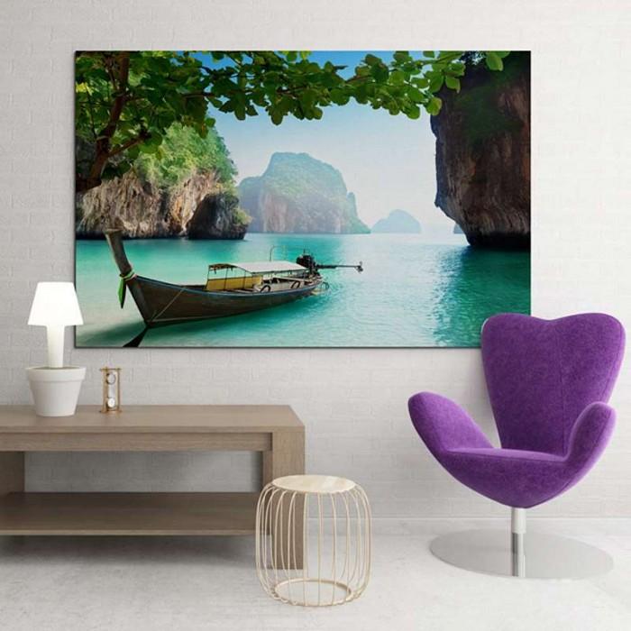 Πίνακας Ζωγραφικής Beach - Decotek 9891