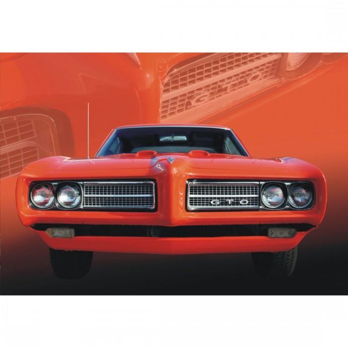 Φωτοταπετσαρία Τοίχου Vintage Αυτοκίνητο - A&G Design Group - Decotek FT 0338