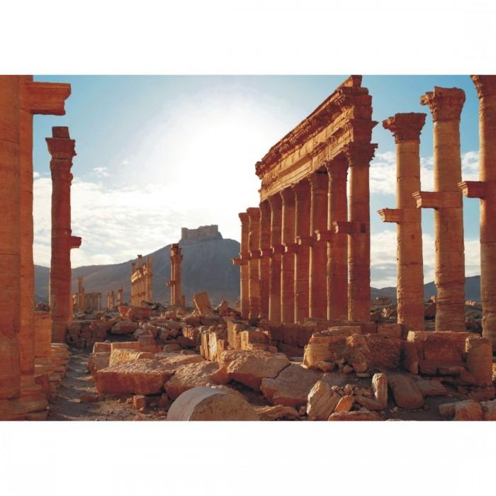 Φωτοταπετσαρία Τοίχου Αρχαία ρωμαϊκή πόλη - A&G Design Group - Decotek FT 0342