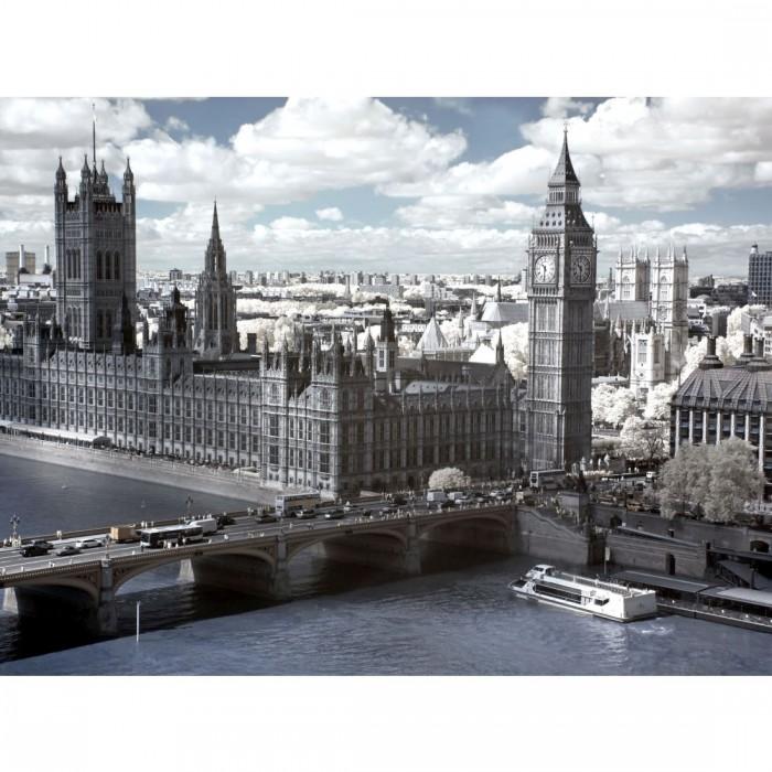Φωτοταπετσαρία Τοίχου Λονδίνο - A&G Design Group - Decotek FT 1427