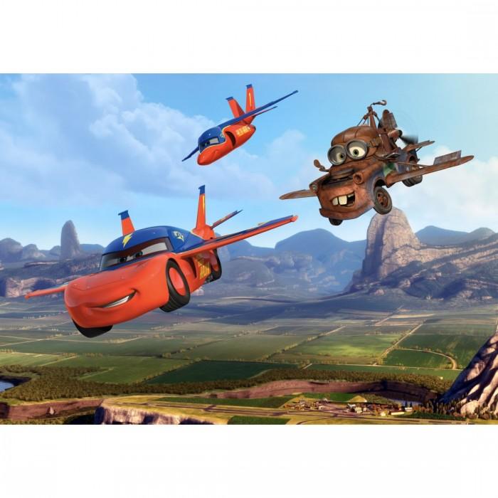 Παιδική Φωτοταπετσαρία Τοίχου Makuin Cars - A&G Design Group, Disney & Marvel - Decotek FTD 2206