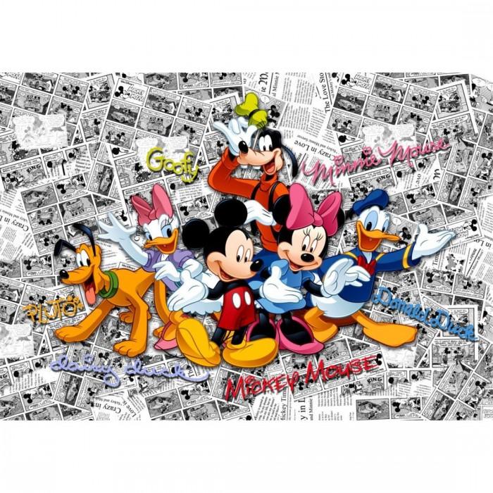 Παιδική Φωτοταπετσαρία Τοίχου Μίκυ Μάους- A&G Design Group, Disney & Marvel - Decotek FTD 2225