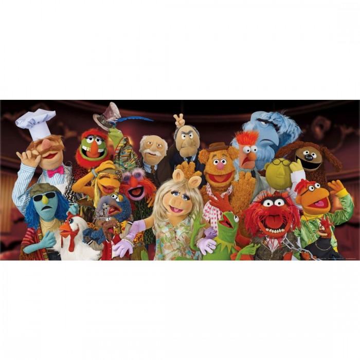 Παιδική Φωτοταπετσαρία Τοίχου The Muppets Show - A&G Design Group - Decotek FTD h 0609