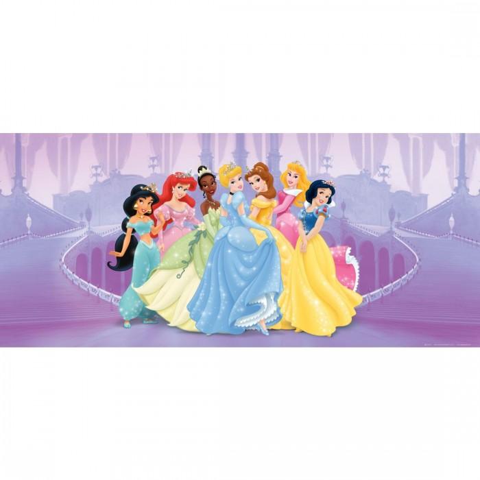 Παιδική Φωτοταπετσαρία Τοίχου Πριγκίπισσες - A&G Design Group Disney & Marvel Collection - Decotek FTDN H 5318