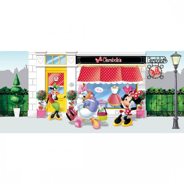 Παιδική Φωτοταπετσαρία Τοίχου Μίνι & Νταίζι - A&G Design Group Disney & Marvel Collection- Decotek FTDN H 5322