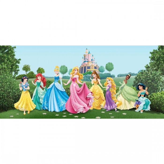 Παιδική Φωτοταπετσαρία Τοίχου Πριγκίπισσες - A&G Design Group - Decotek FTD h 0625