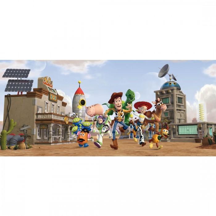 Παιδική Φωτοταπετσαρία Τοίχου Toy Story - A&G Design Group - Decotek FTDN H 5326