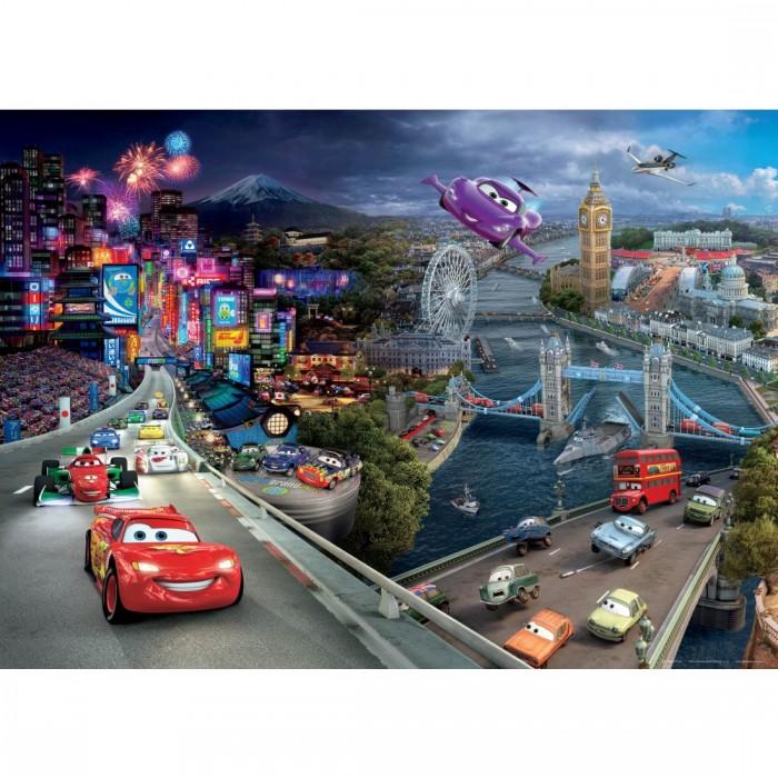 Παιδική Φωτοταπετσαρία Τοίχου Makuin Cars - A&G Design Group, Disney & Marvel - Decotek FTD m 0703
