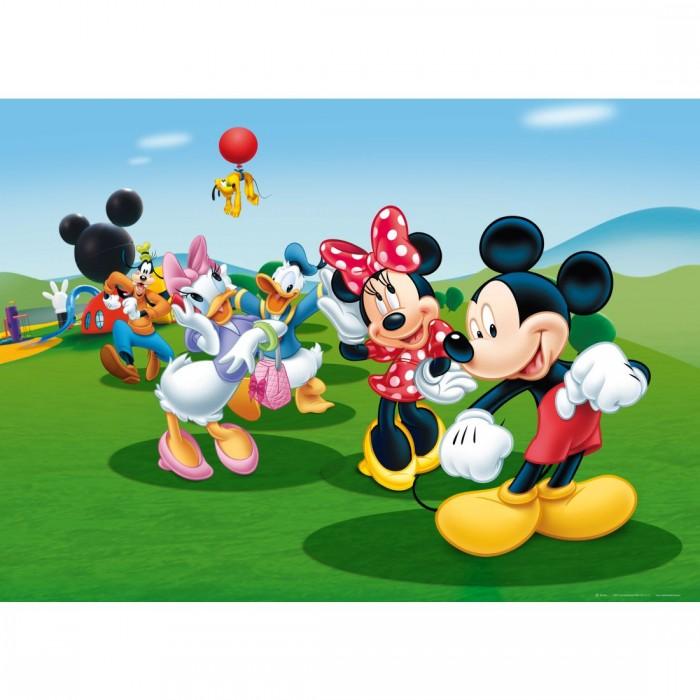 Παιδική Φωτοταπετσαρία Τοίχου Μίκυ, Μίνη & Νταίζυ - A&G Design Group, Disney & Marvel - Decotek FTD m 0706