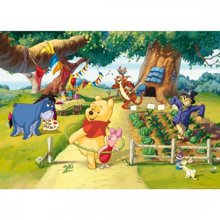 Παιδική Φωτοταπετσαρία Τοίχου Γουίνυ ο Αρκούδος - A&G Design Group, Disney & Marvel - Decotek FTD m 0710
