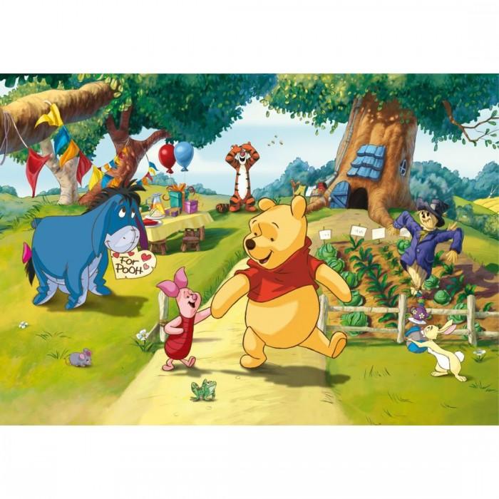 Winnie the Pooh Φωτοταπετσαρία Τοίχου - AG Design Group Disney & Marvel Collection 2014