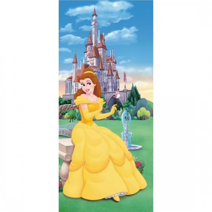 Παιδική Φωτοταπετσαρία Τοίχου Πριγκίπισσα Μπελ - A&G Design Group - Decotek FTD v 0242
