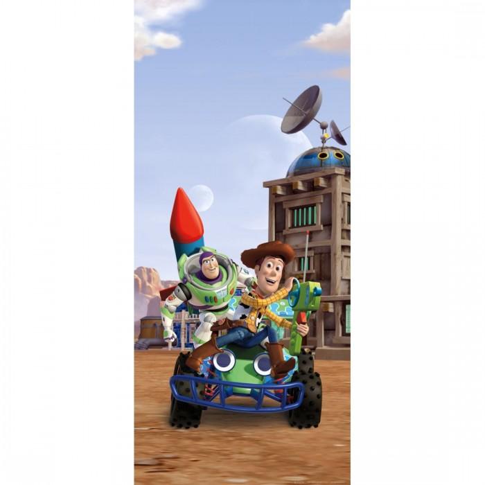 Παιδική Φωτοταπετσαρία Τοίχου Toy Story Woody & Buzz - A&G Design Group - Decotek FTD v 1811