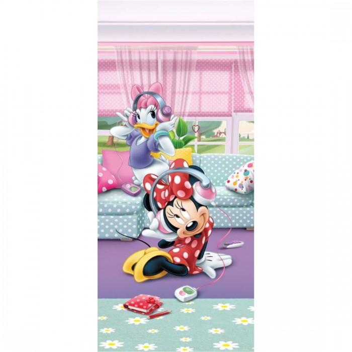 Παιδική Φωτοταπετσαρία Τοίχου Minnie & Daisy - A&G Design Group - Decotek FTD v 1831