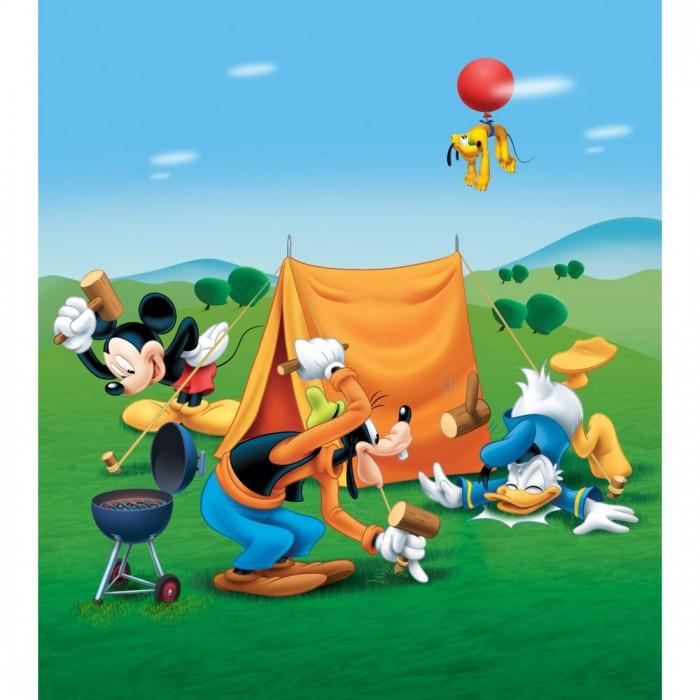 Παιδική Φωτοταπετσαρία Τοίχου Μίκυ, Ντόναλτ & Γκούφη- A&G Design Group, Disney & Marvel - Decotek FTD xl 1907